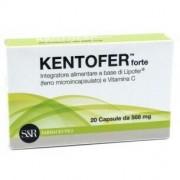S&r Farmaceutici Kentofer Forte - integratore alimentare di ferro 20 capsule
