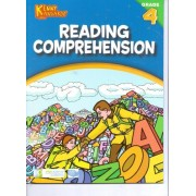 Kenny Kangaroo Reading Comprehension Workbook Grade 4