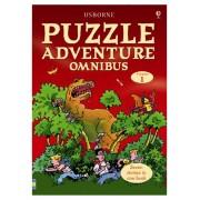 Puzzle Adventures Omnibus Volume One