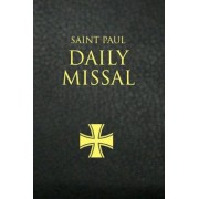 St Paul Daily Missal Black