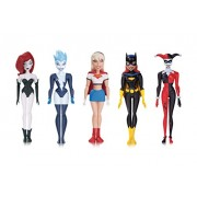 DC Collectibles Batman: The Animated Series: The New Batman Adventures: Girls' Night Out Action Figure 5-Pack