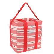 Chladící taška 20L 34X22X34 CM červená