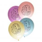 Geen Feest eenhoorn ballonnen 30 cm