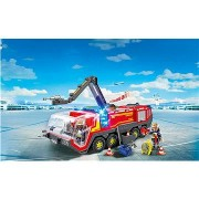 Playmobil 5337 Reptéri tűzoltóautó