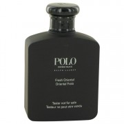Polo Double Black Eau De Toilette Spray (Tester) By Ralph Lauren 4.2 oz Eau De Toilette Spray