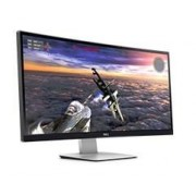 """DELL LCD Monitor DELL U3415W 34"""" Business/Curved/21 : 9 Panel IPS 3440x1440 21:9 8 ms Speakers Swivel Height adjustable Tilt 210-ADYS"""