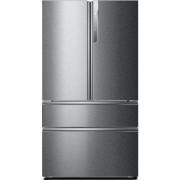 HAIER HB25FSSAAA American Fridge Freezer - Stainless Steel