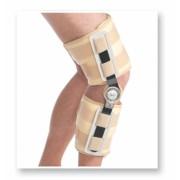 Orteza de genunchi pentru perioada post-operatorie mobila (cu balama), Cod 6308 S