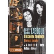 J.S. Bach/C.P.E. Bach/Katia & Marielle Labeque: Il Giardino Armonico [DVD]