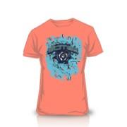 Camiseta Ornament Orange