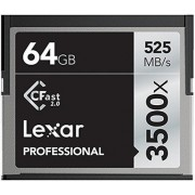 LEXAR Cartão CFast 2.0 Professional 64GB 3500x (Promo)