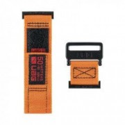 Curea material textil UAG Active Strap Apple Watch 44/42mm Orange