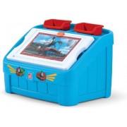 Step 2 Thomas Train 2i1 Toy kista och - Steg 2 Förvaring barnmöbler 84