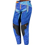 Scott Enduro Pantalón Azul/Naranja 32