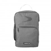 Dita Backpack Classic '18 - D.Grey Melange/White