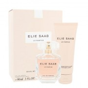 Elie Saab Le Parfum confezione regalo Eau de Parfum 90 ml + 75 ml lozione per il corpo donna