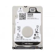 """500GB 2.5"""" SATA III 32MB 7.200rpm WD5000LPLX Black"""