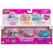 Shopkins Cutie Cars S3 3-Pack
