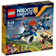 Конструктор Лего Нексо Рицари - Въздушният нападател на Aaron V2 - Lego Nexo Knights, 70320