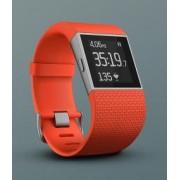 Sportwatch Fitbit Fitbit Surge Argento Fitness Tracker