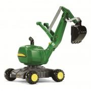 Rolly Toys 421022 Pelleteuse Excavatrice John Deere.