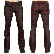 Pantaloni da uomo (jeans) WORNSTAR - Hellraiser Crimson Coated - WSGP-HRCC