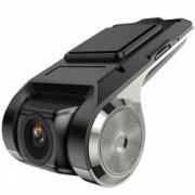 Camera auto DVR iUni Dash X28 Full HD Unghi Filmare 150 grade WDR Night Vision by Anytek Bonus Bratara Roca Vulcanica unisex