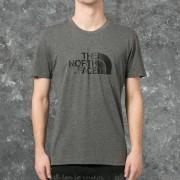 The North Face Short Sleeve Easy Tee Tnf Medium Grey Heather