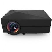 Low Price RD805 High Resolution 800480 Pico LED Pocket Pico Projector USB AV SD HDMI VGA TV Tuner