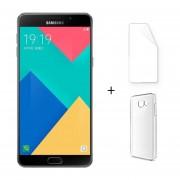 Samsung Galaxy A9 Pro A9100 Octa Core Dual Sim 4G RAM 32G ROM 6.0'' Negro + Protector De Pantalla + Estuche