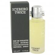 ICEBERG TWICE by Iceberg Eau De Toilette Spray 4.2 oz
