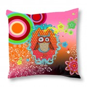 Hip Pillowcase 4735-H JOLLITY 50x50 cm Multicolour