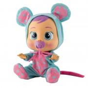 Bebelus interactiv Lala Cry Babies, model soricel