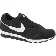 Nike Zwarte MD Runner 2