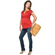 Dina bluzka (czerwony)