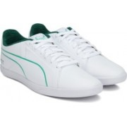 Puma MAMGP Court Sneakers For Men(White)
