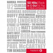 Bosworth Music 50 Hits in C-Dur: Rock & Pop