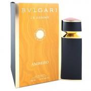 Bvlgari Le Gemme Ambero Eau De Parfum Spray 3.4 oz / 100.55 mL Men's Fragrances 549216
