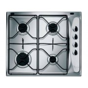 Whirlpool Placa de Gas WHIRLPOOL AKM 260/IX/01 (Gas Natural - 58 cm - Inox)