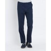 Gentlemen Selection Reisehose Comfort Traveller 27 blau male Größe 54