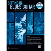 Alfred Music Sitting In: Blues Guitar