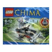 Lego Legends of Chima Winzar's Pack Patrol 30251 Bagged