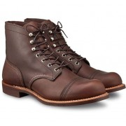 Red Wing Iron Ranger Herr, Brun, 43 ½