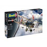 Modelul aeronavelor ModelKit 03907 - 100 de ani RAF: British SE 5a (1:48)