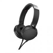 Sony Sony Mdr-Xb550ap. Tipo Di Auricolare: Stereofonico, Fattore Di Forma: Padiglione Auricolare, Colore Del Prodotto: Nero