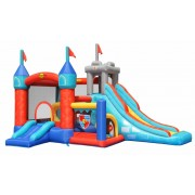 Saltea gonflabila 13in1 Happy Hop Play Center