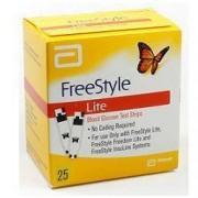 Abbott Freestyle Lite Glicemia 25str