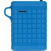 Kit Outdoor Power Bank - Incarcator portabil universal rezistent la apa - 9000mAh, Albastru