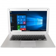 Jumper EZbook 2 Notebook 1920x1080 FHD 4GB+64GB Laptop Computador - Color Plata