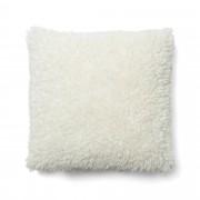 Kave Home Capa almofada Janine branca , en Tecido - Branco